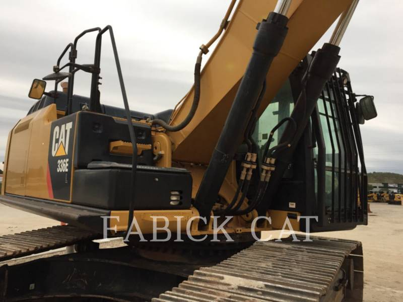 CATERPILLAR KETTEN-HYDRAULIKBAGGER 336E equipment  photo 6