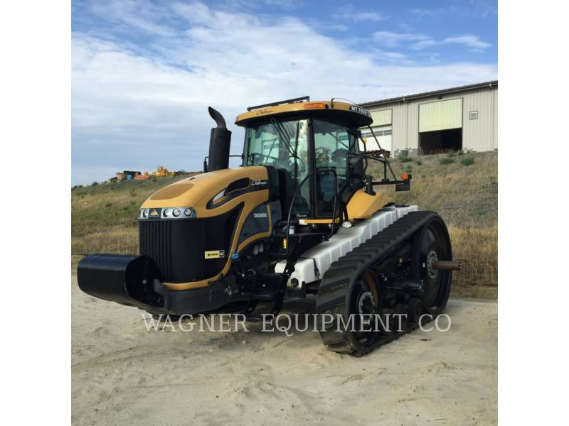 AGCO AG TRACTORS MT765 equipment  photo 4