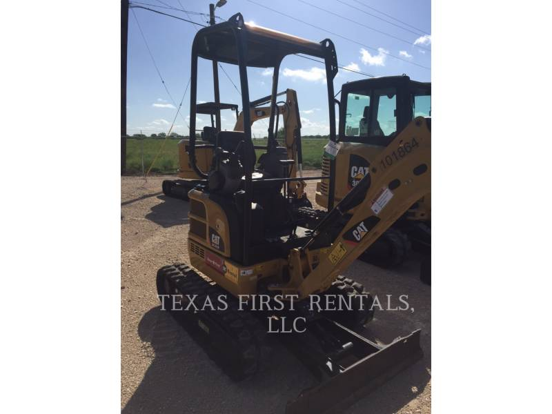 CATERPILLAR TRACK EXCAVATORS 301.7D CR equipment  photo 6