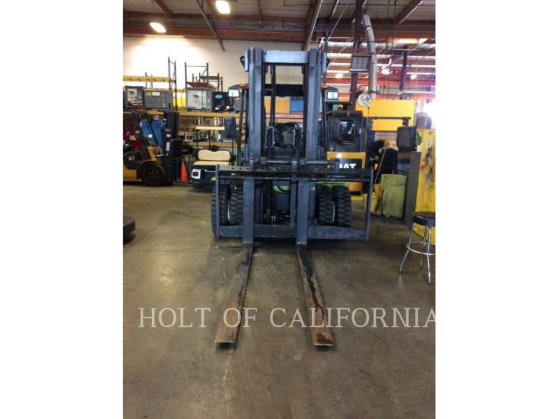 CLARK FORKLIFTS C70D equipment  photo 4