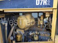 CATERPILLAR TRACK TYPE TRACTORS D7RII equipment  photo 14