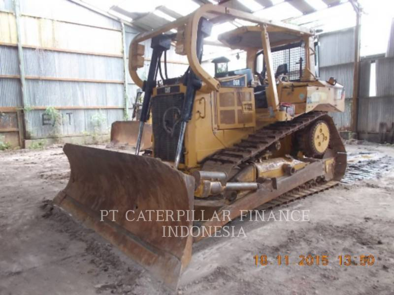 CATERPILLAR 鉱業用ブルドーザ D6RXL equipment  photo 2