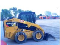 Caterpillar MINIÎNCĂRCĂTOARE RIGIDE MULTIFUNCŢIONALE 246D equipment  photo 2