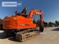 DOOSAN INFRACORE AMERICA CORP. TRACK EXCAVATORS DX180 equipment  photo 4