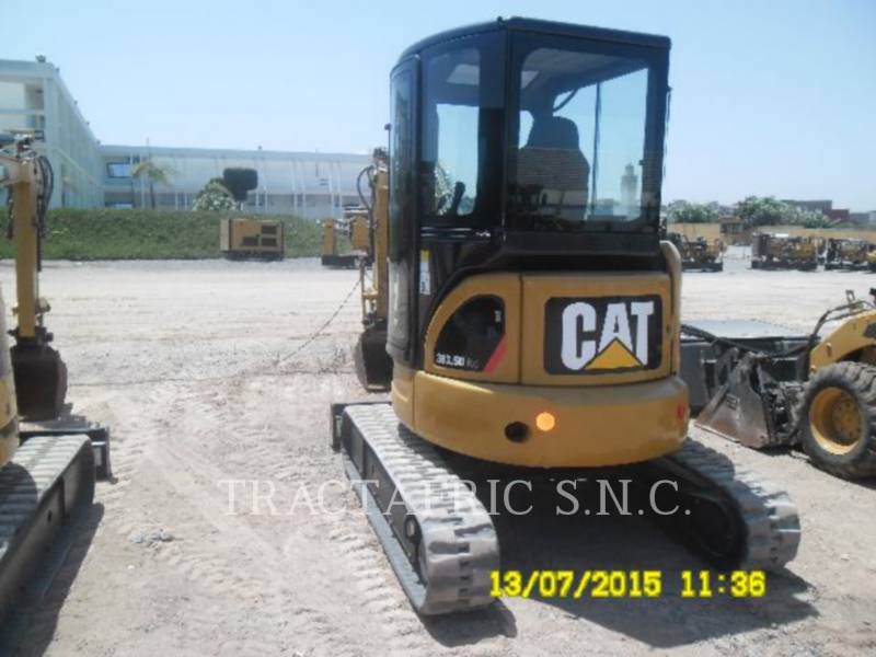 CATERPILLAR EXCAVADORAS DE CADENAS 303.5DCR equipment  photo 3
