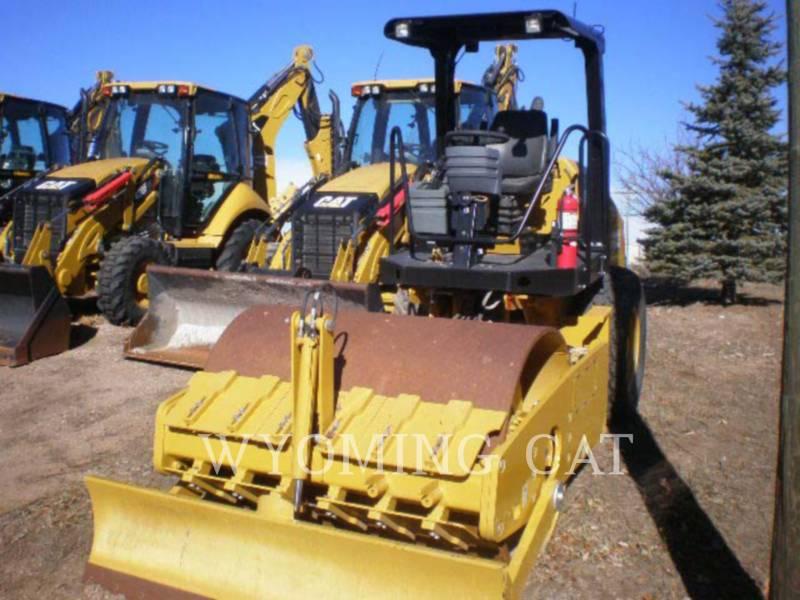 CATERPILLAR COMPACTORS CS44 equipment  photo 1