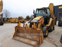CATERPILLAR CHARGEUSES-PELLETEUSES 428F equipment  photo 1