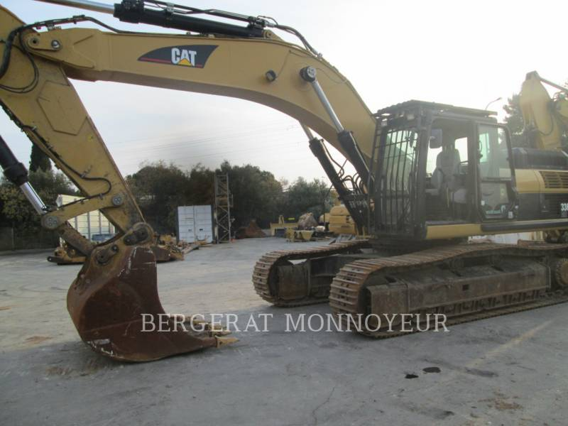 CATERPILLAR TRACK EXCAVATORS 336D equipment  photo 13