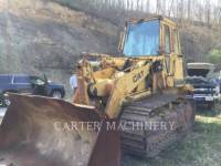 Equipment photo CATERPILLAR 963LGP TRACK LOADERS 1
