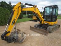 Equipment photo JCB 8045 KETTEN-HYDRAULIKBAGGER 1
