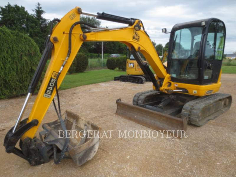 JCB EXCAVADORAS DE CADENAS 8045 equipment  photo 1