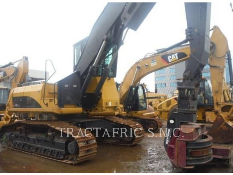 CATERPILLAR FORSTWIRTSCHAFT - HOLZLADER 325DFMLL equipment  photo 2