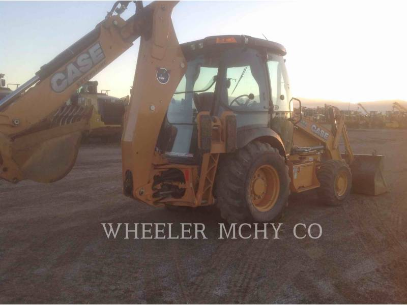 CASE BACKHOE LOADERS 580SN equipment  photo 5