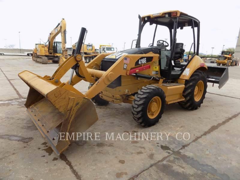 CATERPILLAR 産業用ローダ 416E IL equipment  photo 4
