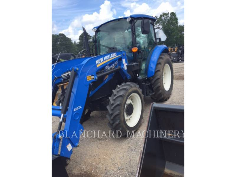 NEW HOLLAND LTD. AG TRACTORS PWRSTAR475 equipment  photo 1