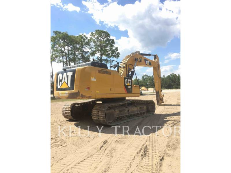 CATERPILLAR KETTEN-HYDRAULIKBAGGER 336FL equipment  photo 7