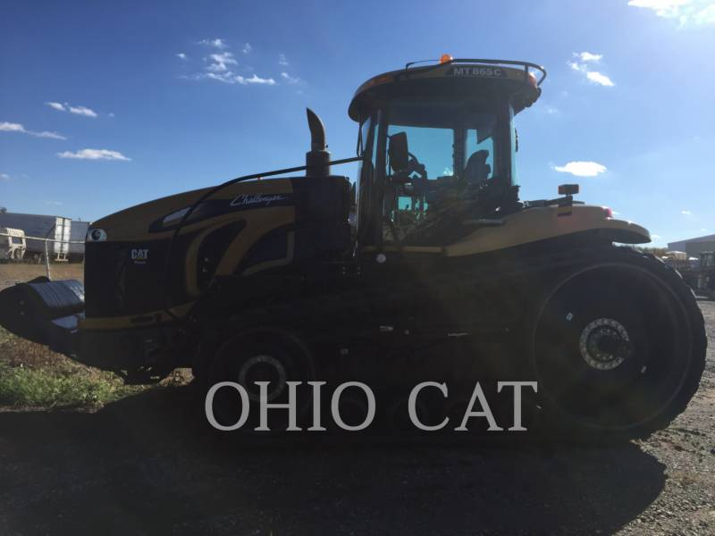 AGCO-CHALLENGER AG TRACTORS MTS865C equipment  photo 18