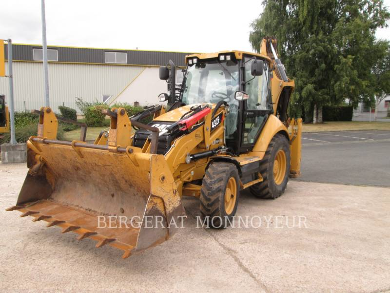 CATERPILLAR BACKHOE LOADERS 432F equipment  photo 2