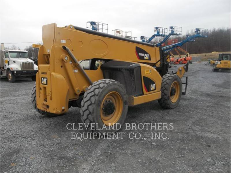JLG INDUSTRIES, INC. TELEHANDLER TL1055D equipment  photo 3