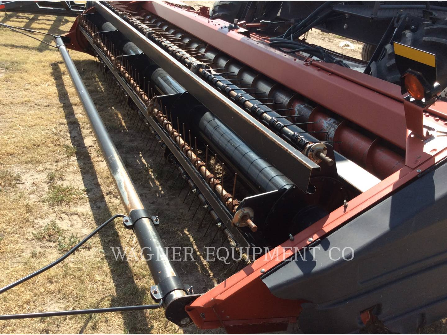 Detail photo of 2007 Hesston 9345 from Construction Equipment Guide