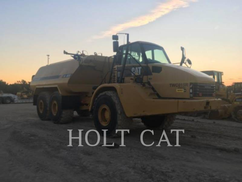 CATERPILLAR ARTICULATED TRUCKS 740EJ equipment  photo 2