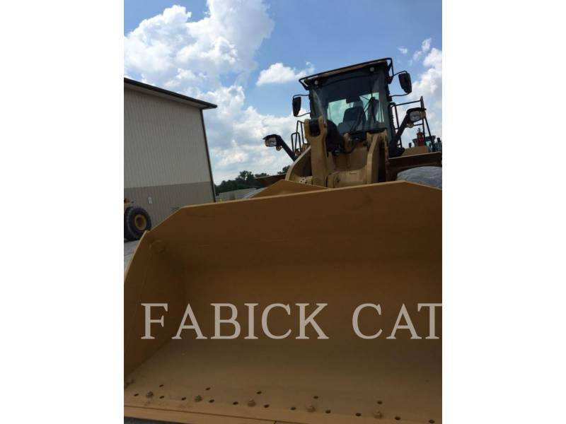 CATERPILLAR WHEEL LOADERS/INTEGRATED TOOLCARRIERS 972M equipment  photo 1