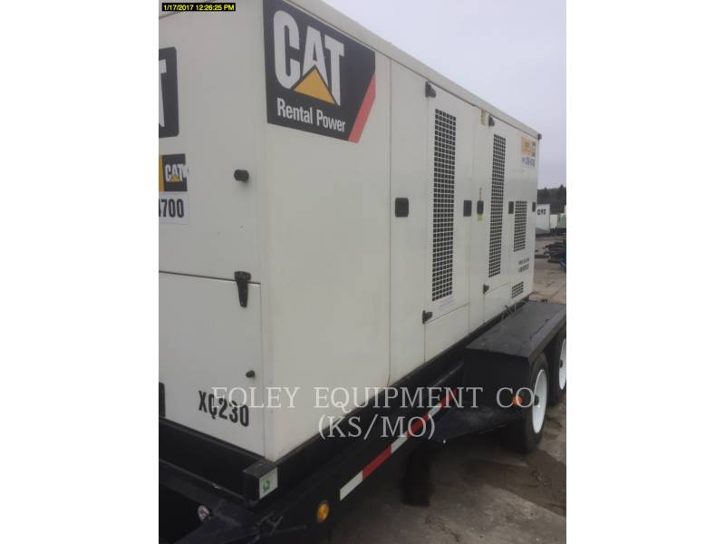CATERPILLAR GROUPES ÉLECTROGÈNES PORTABLES XQ230 equipment  photo 1
