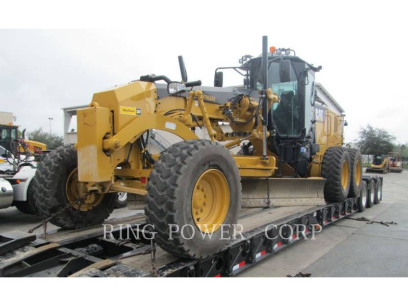 CATERPILLAR MOTOR GRADERS 12M3 CS equipment  photo 1