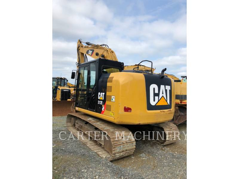 CATERPILLAR トラック油圧ショベル 312EL equipment  photo 5