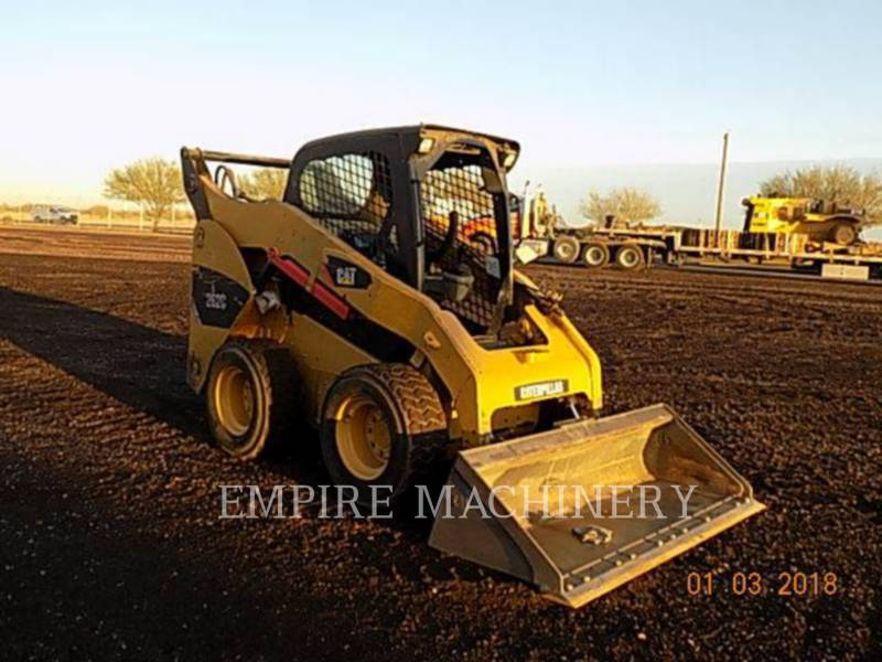 CATERPILLAR MINICARGADORAS 262C equipment  photo 7
