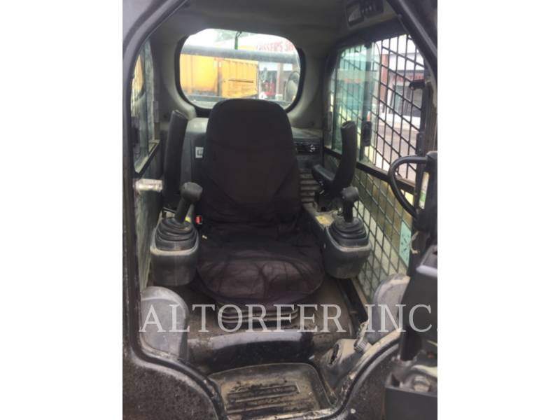 CATERPILLAR SKID STEER LOADERS 262D XPS equipment  photo 5
