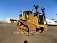 CATERPILLAR TRACTOREN OP RUPSBANDEN D8T LGP equipment  photo 1