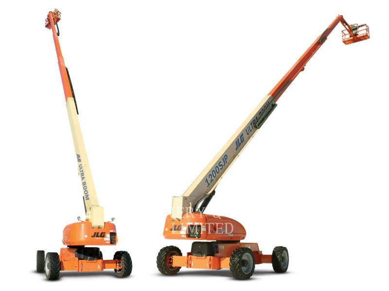 JLG INDUSTRIES, INC. LEVANTAMIENTO - PLUMA 1200SJP equipment  photo 1
