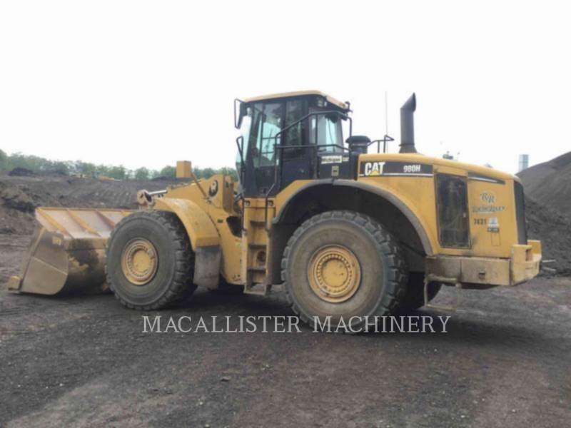 Caterpillar ÎNCĂRCĂTOARE PE ROŢI/PORTSCULE INTEGRATE 980H equipment  photo 2
