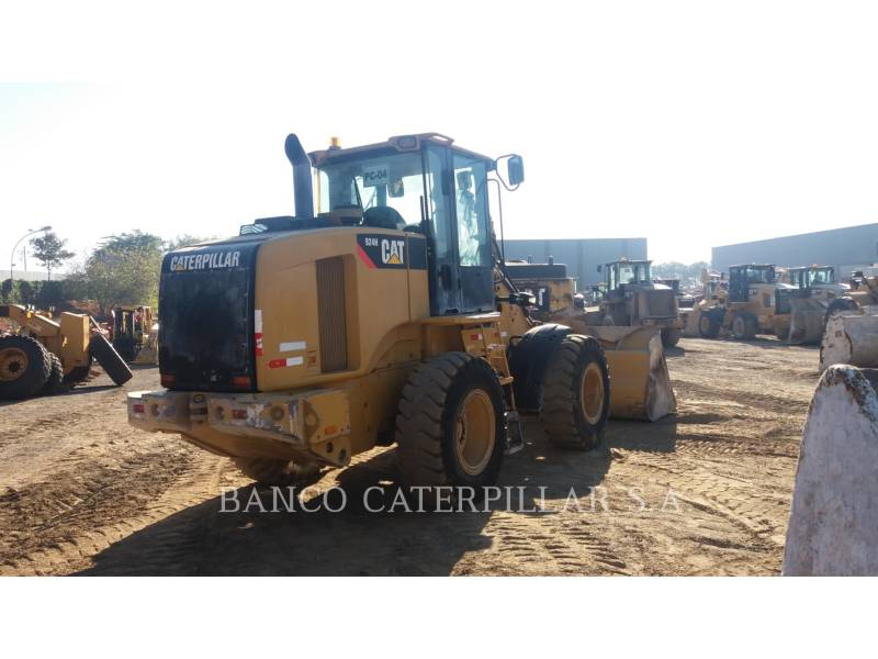 CATERPILLAR CARGADORES DE RUEDAS 924H equipment  photo 3