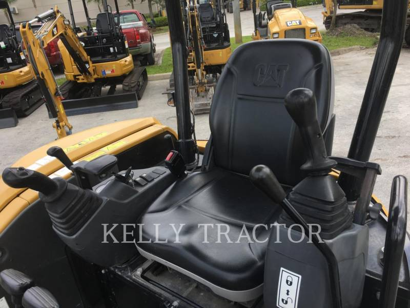 CATERPILLAR EXCAVADORAS DE CADENAS 303ECR equipment  photo 14