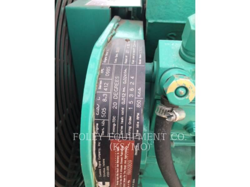 CUMMINS FISSO - DIESEL 125KWEP equipment  photo 6
