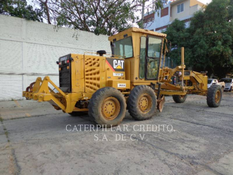 CATERPILLAR MOTONIVELADORAS 120 K equipment  photo 3