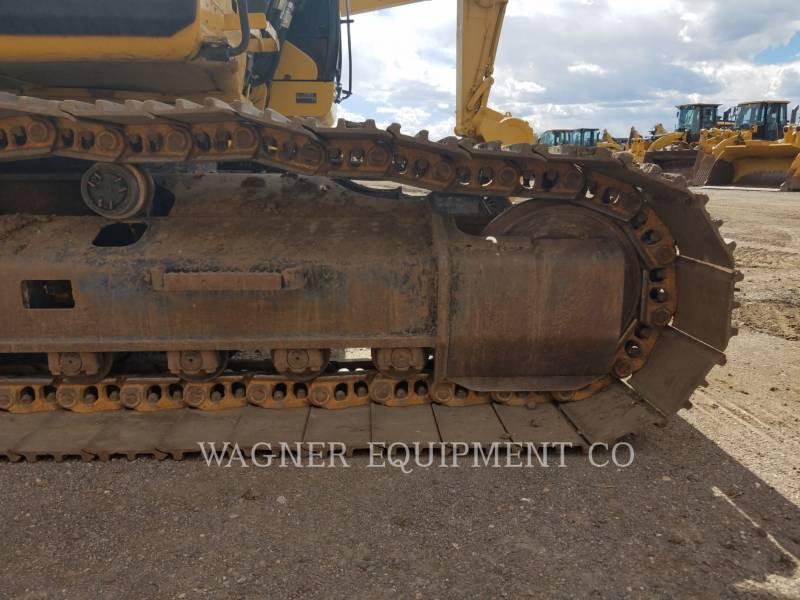 CATERPILLAR TRACK EXCAVATORS 325DL equipment  photo 12