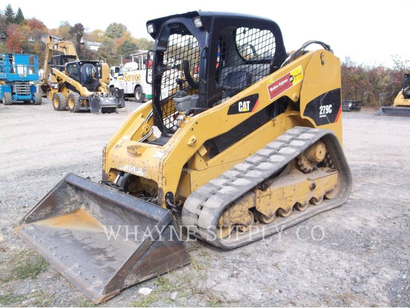 CATERPILLAR DELTALADER 279C equipment  photo 3