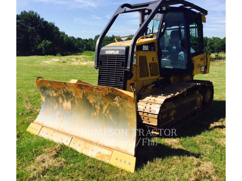 CATERPILLAR TRACTEURS SUR CHAINES D5K2 XL equipment  photo 1