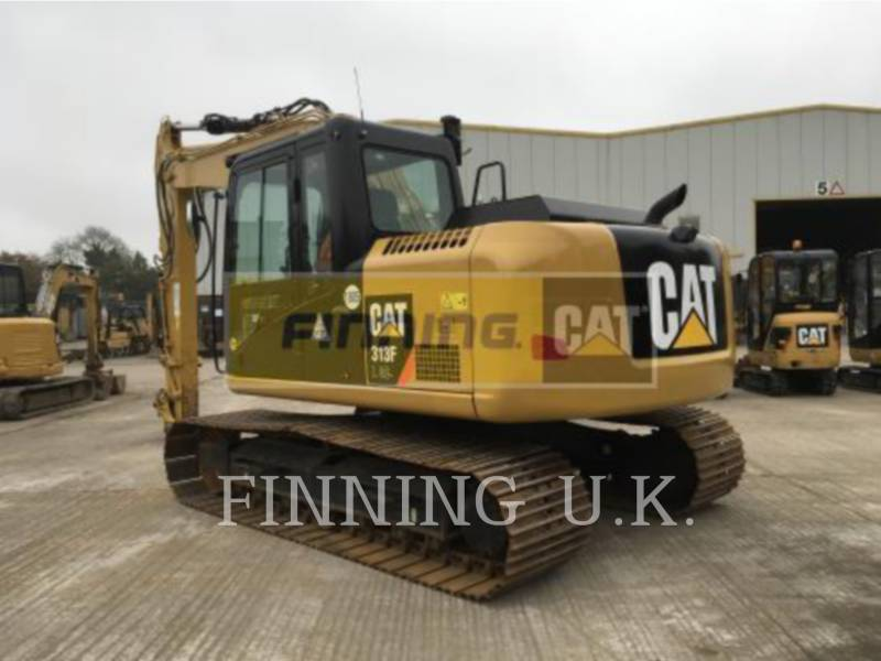 Caterpillar EXCAVATOARE PE ŞENILE 313FL GC equipment  photo 1