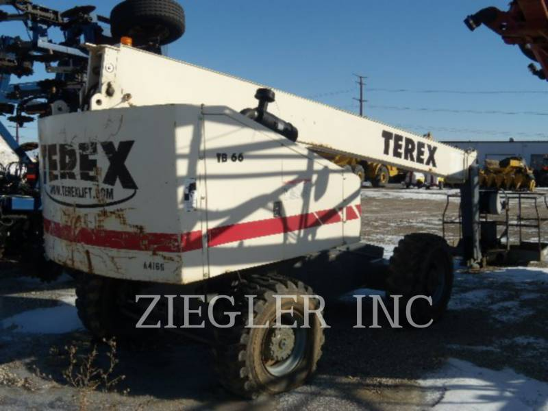 TEREX CORPORATION AUSLEGER-HUBARBEITSBÜHNE TB66 equipment  photo 6