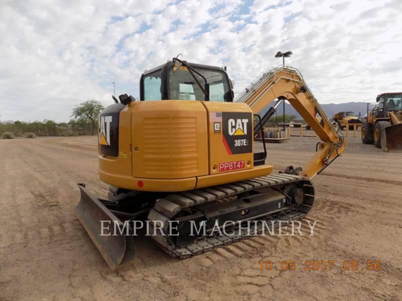 CATERPILLAR PELLES SUR CHAINES 307E2 equipment  photo 2
