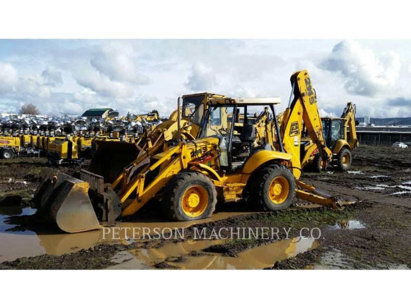 JCB CHARGEUSES-PELLETEUSES 214S equipment  photo 1