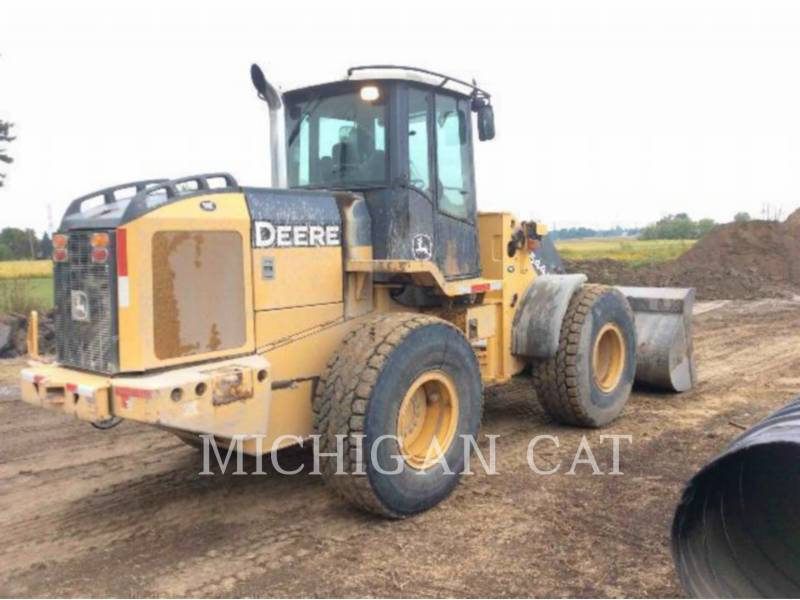 JOHN DEERE CARGADORES DE RUEDAS 544J equipment  photo 4