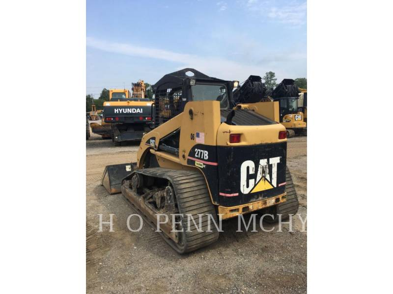 CATERPILLAR 多様地形対応ローダ 277B equipment  photo 4