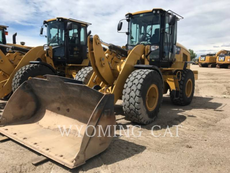 CATERPILLAR PALE GOMMATE/PALE GOMMATE MULTIUSO 924K equipment  photo 1