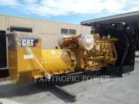 Equipment photo CATERPILLAR 3512B LAND ELECTRIC STATIONÄRE STROMAGGREGATE 1
