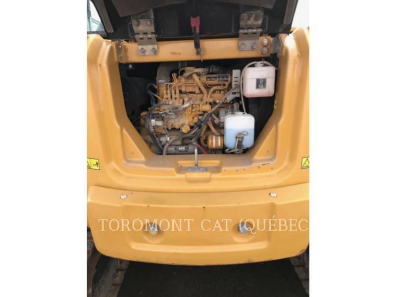 CATERPILLAR KETTEN-HYDRAULIKBAGGER 308ECRSB equipment  photo 15